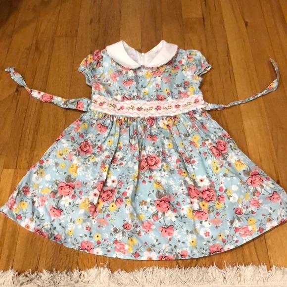 Iris & Ivy Floral Dress